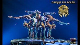 Русскоязычные артисты Цирка Дю Солей Cirque du Soleil Russian athletes