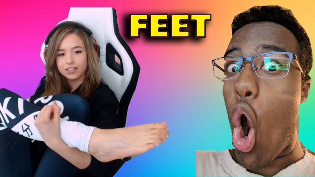 Feet pokimane Discover pokimane