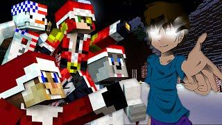 Ο HEROBRINE ΕΚΛΕΨΕ ΤΑ ΧΤΙΣΤΟΥΓΕΝΝΑ! (Minecraft: The Herobrine That Stole Christmas)