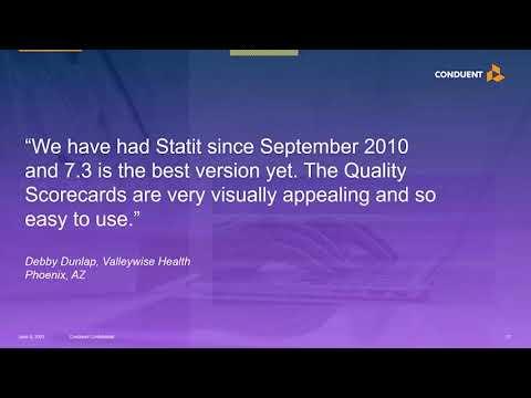 Statit Scorecards: More Patient Care & Less Administration