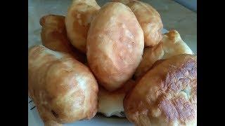 Шикарные, воздушные пирожки из тесто на кефире