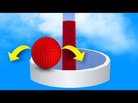 WILL HE HOLE IN ONE? (Golf It)