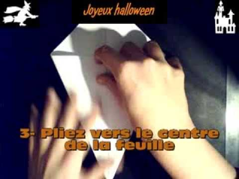 activit manuelle fant me d 39 halloween youtube. Black Bedroom Furniture Sets. Home Design Ideas
