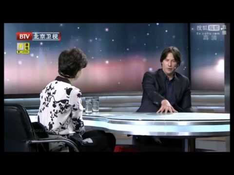 2013 Keanu Reeves. Interview with Yang Lan