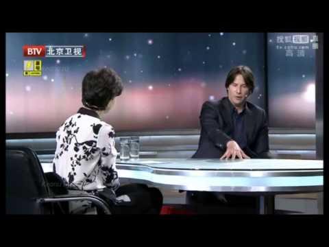 2013 Keanu Reeves. Interview with Yang Lan