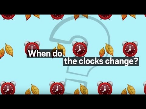 When do the clocks go back in 2016 (and why) | Metro.co.uk