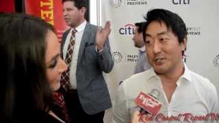 Kenneth Choi at NBC