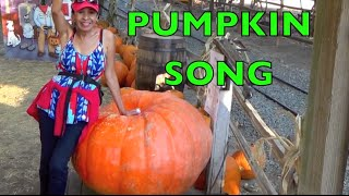 PUMPKIN SONG -THANKSGIVING - Children