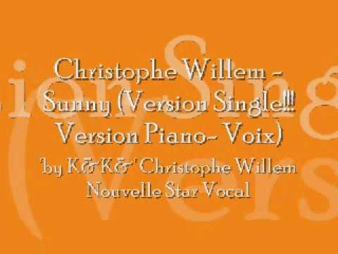 christophe-willem-sunny-version-single-version-piano-frgcs4
