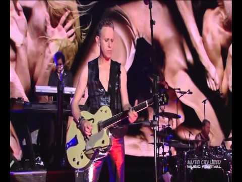 Depeche Mode - Enjoy the Silence (Austin City Limits Music Festival 2013)