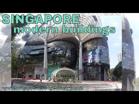 Modern Buildings - SINGAPORE