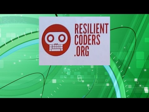 Resilient Coders 1