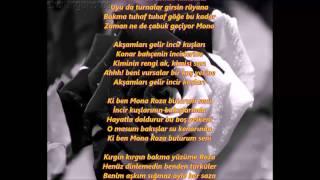 MONA ROZA ŞİİRİ/FONLU- SEZAİ KARAKOÇ