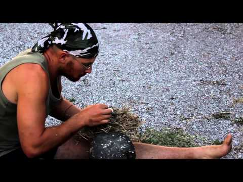 Fast Stone Age Fire: flint and pyrite