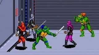 Teenage Mutant Ninja Turtles Elevator Troubles