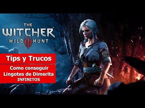 The Witcher III: Wild Hunt   Tips y Trucos   Como conseguir Lingotes de Dimerita INFINITOS