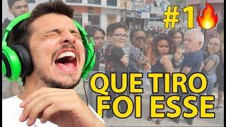 Baixar QUE TIRO FOI ESSE! CANTANDO EM PÚBLICO, TROLLANDO PESSOAS - CAIO RESPONDE #91