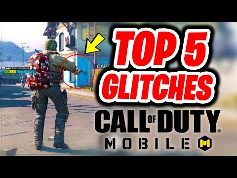 The BEST GLITCHES In Call Of Duty Mobile..