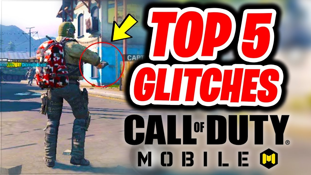 Call of duty glitches ps4