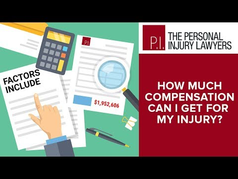 Compensation Calculator | The Personal Injury Lawyers