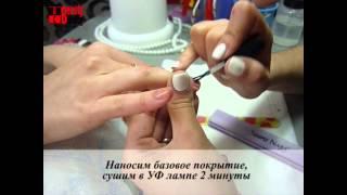 Шеллак в домашних условиях, как нанести правильно| Shellac nails  at home