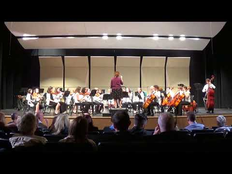 Galvin Middle School Spring Concert | The Black Sea