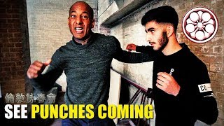 READ Punches INSTANTLY ● How to SEE Punches Coming in Street Fights