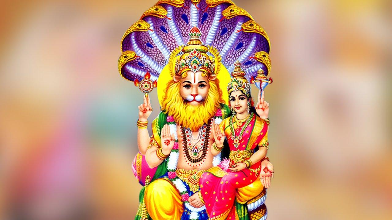 Lord Narasimha Songs Lakshmi Narasimha Swamy Songs Video 03 Youtube