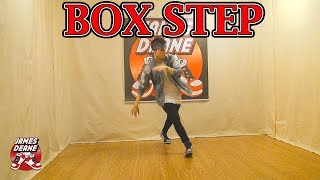 "How to do the ""Box Step"" (Hip Hop Dance) 