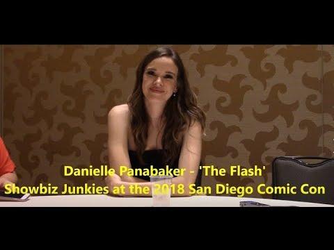The Flash Season 5  Danielle Panabaker  Comic Con