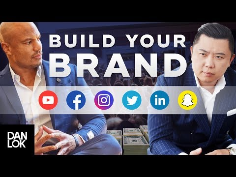 How To Build Your Brand On Social Media