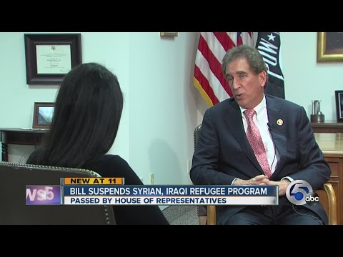 NE Ohio reps vote to block refugees to U.S.