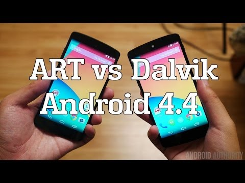ART Vs Dalvik in Android 4.4 - How much faster is it?