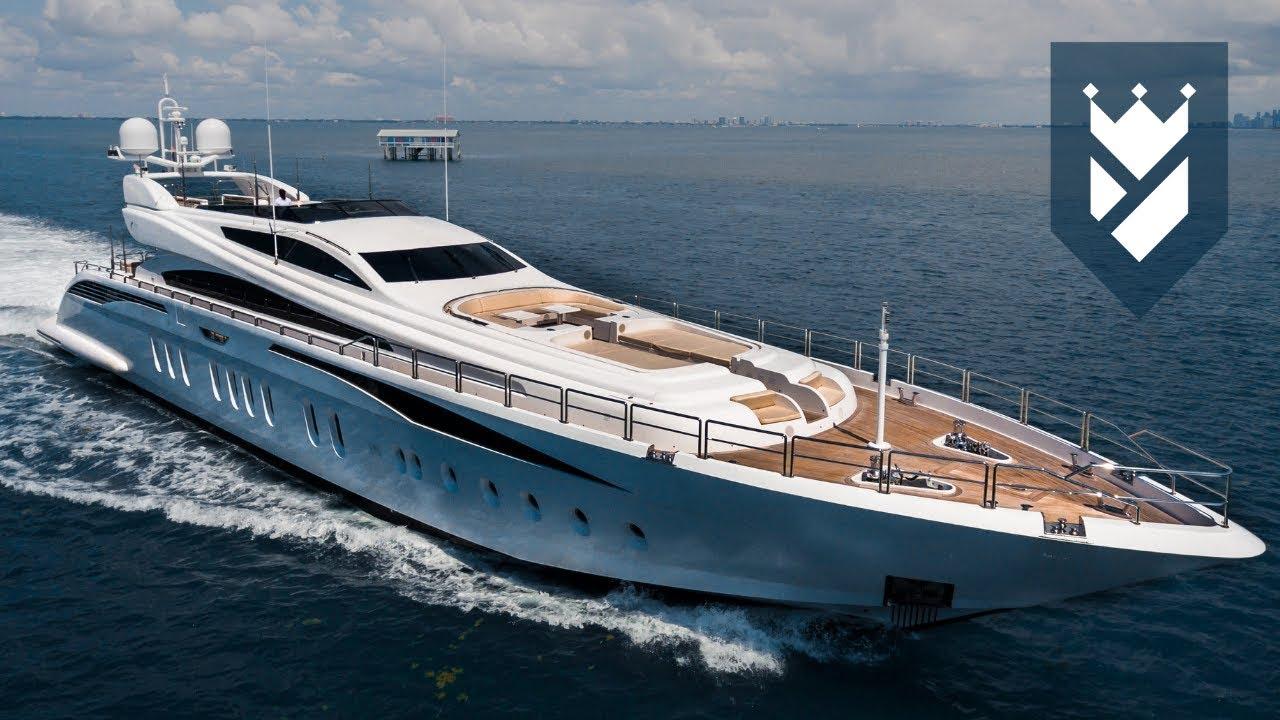Leopard 46 Superyacht For Sale Walk Through Video