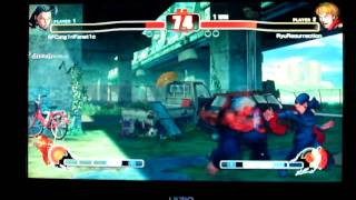 Street Fighter IV PS3 First Impressions with RyuResurrection Part 11