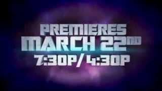 Transformers Prime Beast Hunters Season 3 (Promo) - Hub Network