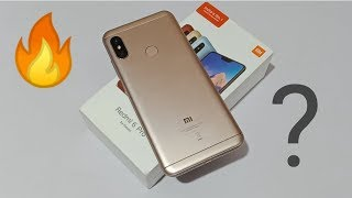 Redmi 6 Pro (3GB/32GB)  Unboxing &  Overview In Hindi