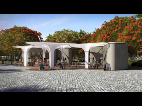 Baía de Luanda - Requalificação e Desenvolvimento Imobiliário