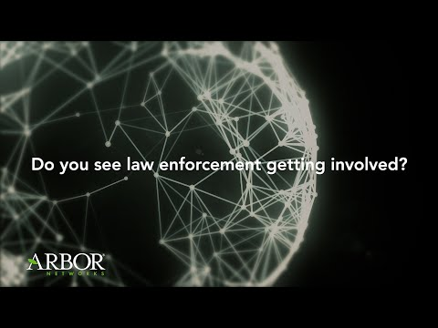Law Enforcement and Advanced Threats | Arbor Networks