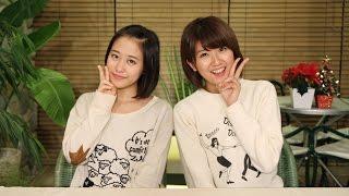 今回のMCはBerryz工房の徳永千奈美と、モーニング娘。'14の小田さくら!...