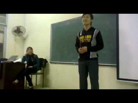 Kĩ năng thuyết trình (phần tự giới thiệu bản thân) Lớp D09CN4-PTIT