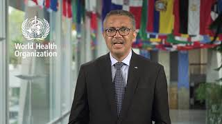 WHO Director-General Dr. Tedros Continues the Call to Action to Eliminate Cervical Cancer