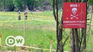 Land mines lurking in Bosnia-Herzegovina | DW Documentary