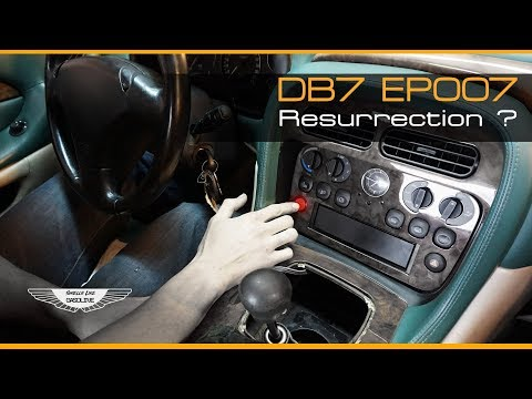 Rénovation Aston martin Db7 Episode 7