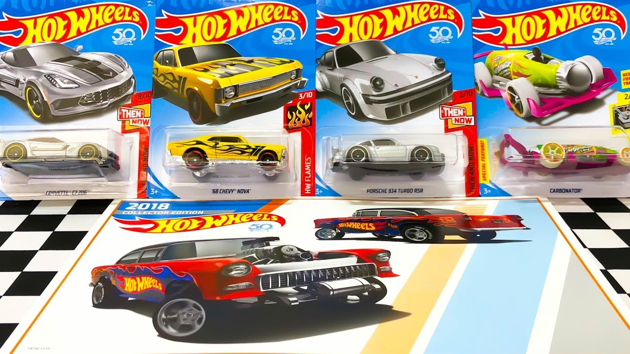 Opening Exclusive Kmart Event Hot Wheels Cars! - YouTube