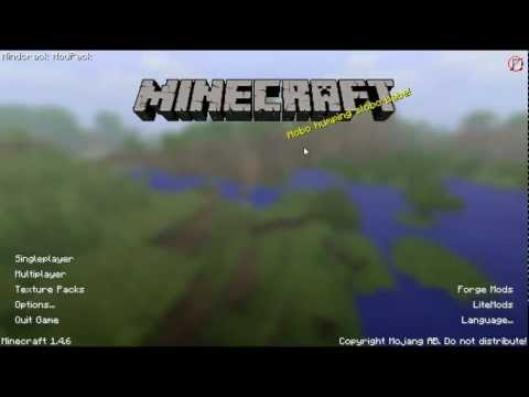Feed The Beast Let's play Mindcrack Hard #1 Introduction / L