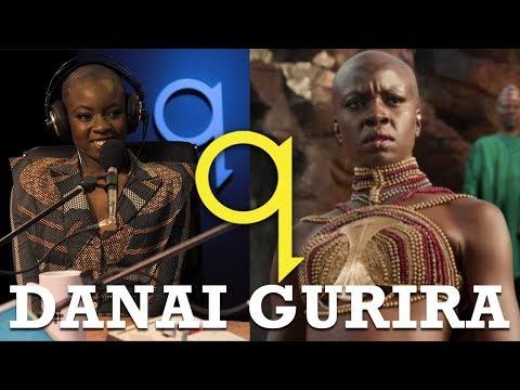 Black Panther's Danai Gurira on why