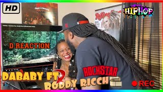 DABABY FT. RODDY RICCH- [ROCKSTAR] Reaction