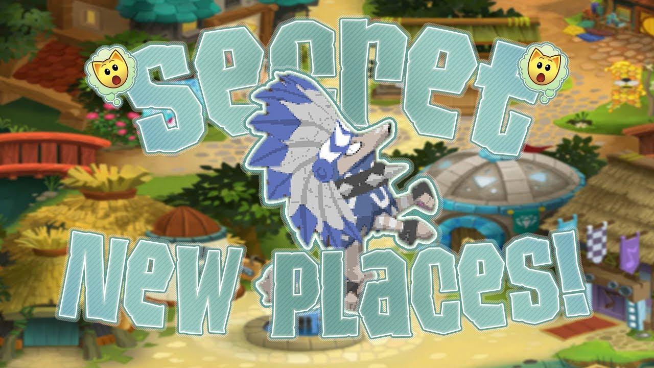 Animal Jam: Secret Places?