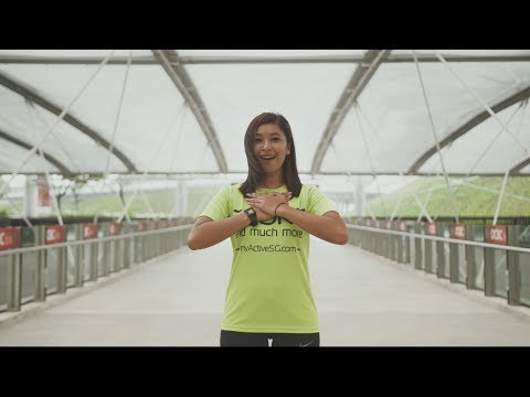 #GetActiveSG 2019 National Day Workout: Our Singapore [Fallen Superhero Remix]